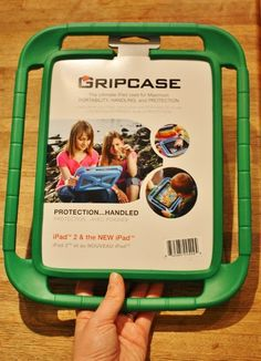 Uncommon Sense: An iPad case that's toddler-proof