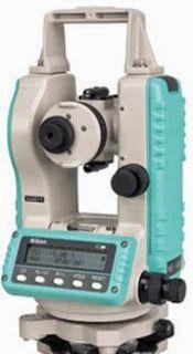 Toko alat survey dan pemetaan indosurta: Tips Membeli 1 set Digital Theodolite Nikon ne 100...
