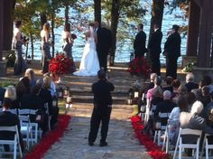 Beautiful Fall Wedding at Legacy Pointe ..  A Privilege to coordinate this wedding!