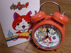 Yo Kai Watch Not sold in stores! New! Alarm CLOCK Japan limited youkai yo-kai
