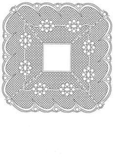 Pañuelo 20 Bobbin Lace Patterns, Lacemaking, Lace Tops, Hello Kitty, Weaving, Crafts, Arizona, Ideas, Tela
