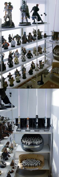 Greatest Star Wars Collection In The World