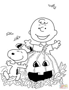 http://colorings.co/halloween-coloring-pages/ #Pages, #Coloring, #Halloween