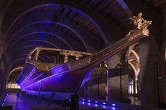 Galera Reial. Proa. MMB 63095F. Foto: A. Ventosa