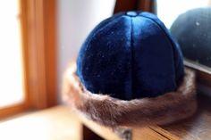 Genuine Mink Fur Women's Hat by Susannassewing on Etsy