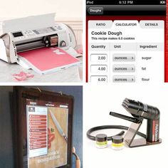 8 Time Saving Tech Tools, Tricks and Apps for Cooking