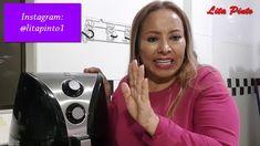 Cómo funciona la freidora de aire SIN ACEITE  BLACK +DECKER Receta: tost... Instagram, Deep Fryer, Oil, Home, Recipes