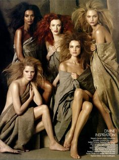 American Vogue - The Godfather May 2009