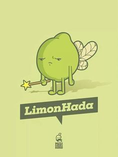 LimonHada jaja #compartirvideos #imagenesdivertidas   Lemon Fairy
