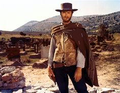 """Clint Eastwood - """"The Good, the Bad and the Ugly"""""""