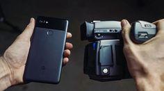 O smartphone Google Pixel 2 é uma unanimidade no mercado. A abordagem computacional que o Google usou na câmera desse seu novo aparelho parece ter criado um grande competidor até mesmo para o iPhon…