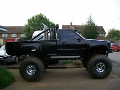 toyota monster truck - Google Search