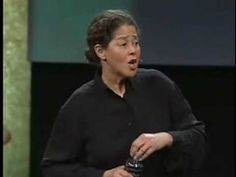 A classic. Anna Deavere Smith @ TED: Four American characters