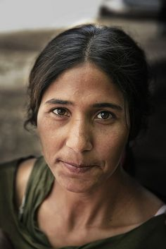 Roma woman (Greece) - Photo by Maksid, via Flickr