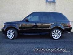 2008 Land Rover Range Rover Sport...future Mom-mobile....totally want this