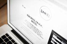 Hotel Daniel - Web Design by moodley brand identity, via Behance