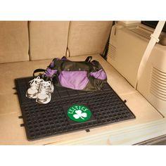 Boston Celtics NBA Vinyl Cargo Mat (31x31)