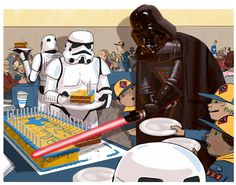 Amp up your next Blue and Gold ceremony with ideas from Star Wars and more. #scouting #cubscouts #scoutingmagazine