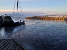 Winther at Roskilde Viking Ship Museum #1
