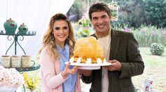 Receita Torta Saint Honore Com Imagens Receitas Gastronomia