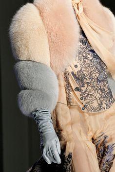 fall 2012 couture  Jean Paul Gaultier  Runway  Sigrid Agren (ELITE)