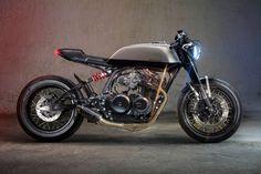 1980 Honda CB 750 by Ace Custom Shop
