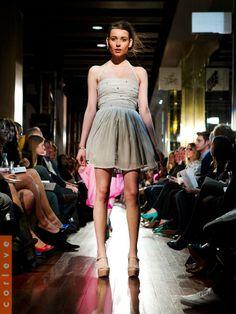 April Dress in Light Grey by Denise SL Spalk, http://www.ebay.com.au/itm/Grey-April-Silk-Dress-Size-8-by-Denise-SL-Spalk-/291137767404