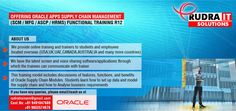 Oracle Apps SCM online Training in Hyderabad,USA, UK, Australia, New Zealand, UAE, Saudi Arabia, India, Pakistan, Singapore, Kuwait  http://www.training.rudraitsolutions.com/oracle-apps-scm.html  http://rudraitsolutions.blogspot.in/2014/09/oracle-apps-scm-training.html  about course details Mail me:rudraitsol@gmail.com