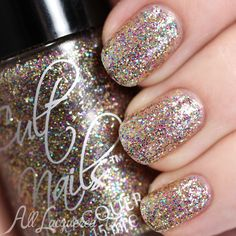 Cult Nails Secret Collection Swatches and Review. Lime Light