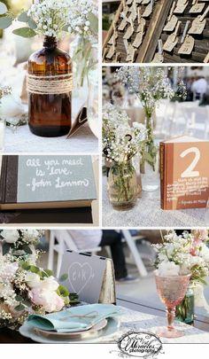 .cute for an outdoor wedding