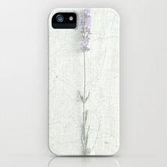 """""""elusive"""" by ioanna papanikolaou [by-jwp] on society6 -  iPhone & iPod Case - $35.00 - still life / textured lavender with a snail"""