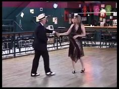 ▶ The Swing Dancer Series - Learning How To Swing Dance In Less Than 30 Minutes! - YouTube