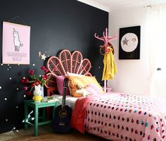 kids bedroom ideas | cool spaces for girls, more ideas on the blog