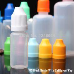 2014 Hot Sale Wholesale Eye Drop Bottle Products 12400 Pcs 10ml E-liquid Dropper Bottles, Child Proof Bottle, Liquid Bottles