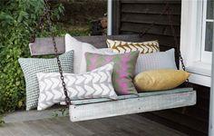 Pillows Røros Tweed