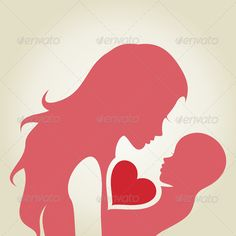 Mum and Baby #GraphicRiver The woman loves the child. The vector illustration, includes EPS, and JPG files. 100% vector, colour profile RGB. Created: 23April13 GraphicsFilesIncluded: VectorEPS Layered: No MinimumAdobeCSVersion: CS Tags: Uterus #baby #body #child #female #heart #human #illustration #image #kid #life #lit #love #mum #pregnancy #prenatal #profile #resting #retro #serene #silhouette #sleeping #southern #valentine #vector #view #woman