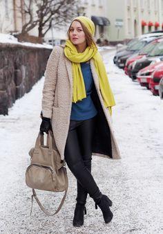 Winter outfit | Photo: Jenni Rotonen / Pupulandia