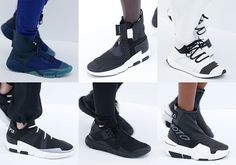 EffortlesslyFly.com - Kicks x Clothes x Photos x FLY SH*T!: adidas Y3 S/S 2017 Collection*~