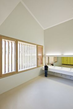 Kindergarten Terenten Design By Feld72 Architects