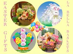 Easter Baskets are now available in my store!!! http://forever.labellabaskets.com/ Visit my site ~ Shop Online ~ Holidays Easter, 4/20  May you all have a Beautiful Relaxing Sunday....   #Easter   #giftbaskets #Ocassiongifts