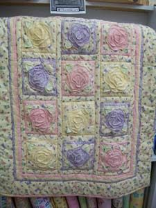 I can't wait to make a French Rose Quilt!!! | 1 Quilt at a Time ... : free quilt videos - Adamdwight.com