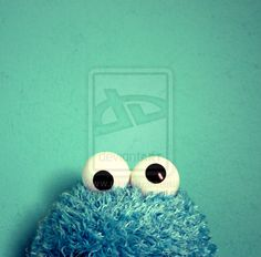Cookie Monster by ZoeWieZo.deviantart.com on @deviantART