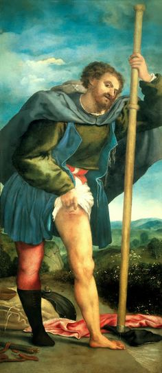Yep, you're related. I'd know those legs anywhere. San Rocco, Religious Images, Italian Painters, Italian Renaissance, Caravaggio, Human Condition, 16th Century, Saints, Oil On Canvas