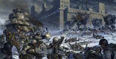 Dust Tactics - by Karl Kopinski