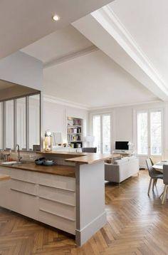 miniature Rénovation d'un appartement ancien à Lyon 03, Lyon, Marion Lanoë - architecte d'intérieur