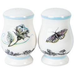 butterfly salt and pepper shakers - Google Search