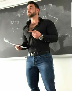 My kind of a lecturer