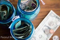 Kids + Allowance: 3-way split ... keep, donate, save