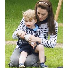 New pictures of the Cambridges at the Horse Trials!!!