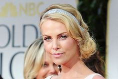 great gatsby hairstyles for women | bombshell bob looking a great deal like greta garbo charlize theron ...